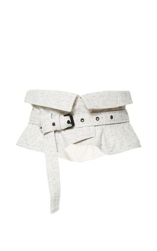 Medium isabel marant off white erika belt