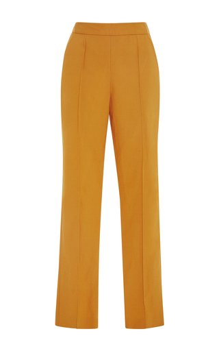 Medium rosie assoulin yellow marigold oboe pants