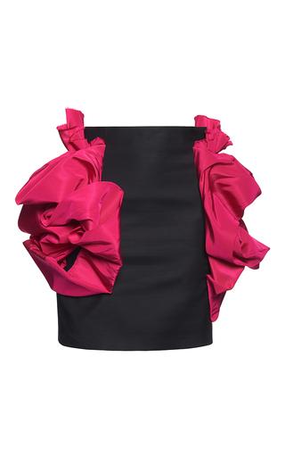 Medium dsquared2 pink gathered seasonal mini skirt