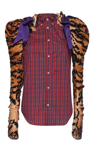 Medium dsquared2 multi mixed print seasonal shirt