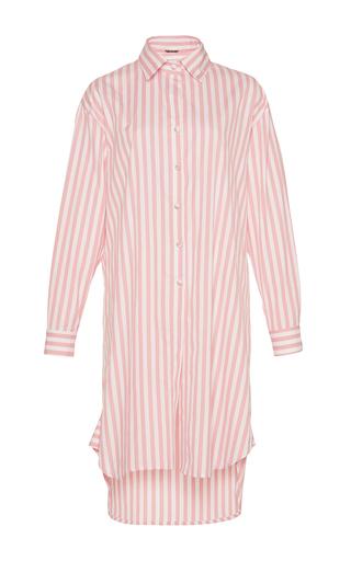 Medium johanna ortiz stripe malpelo striped shirtdress