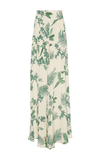 Medium johanna ortiz print manaus wide leg pants