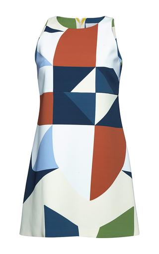 Medium parden s multi lalita printed mini dress