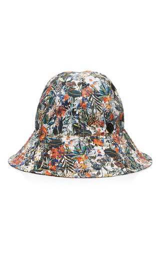 Medium maison michel floral jul jungle home bucket hat