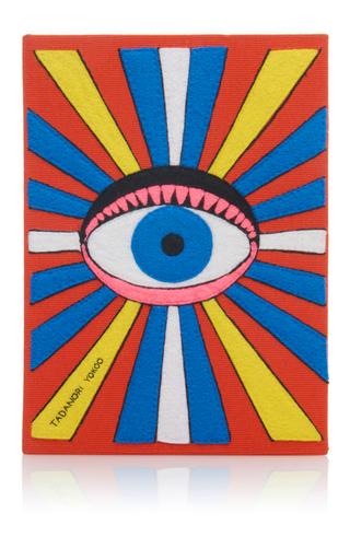Medium olympia le tan orange eye