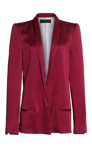 Medium haider ackermann red classic blazer