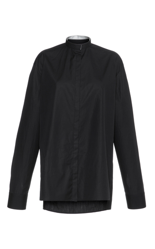 Medium haider ackermann black classic shirt