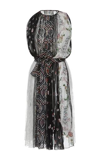 Medium giambattista valli print multi print knee length dress