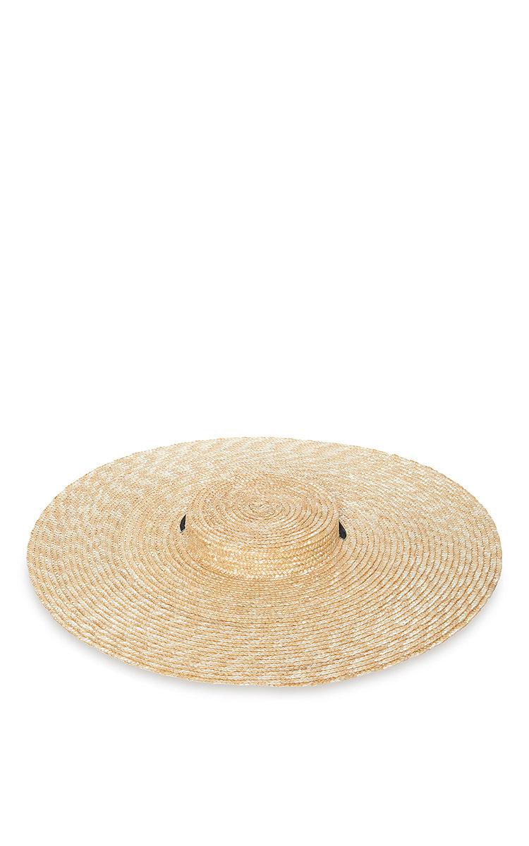 9bfb0eb62d68e Santon Straw Hat by Jacquemus