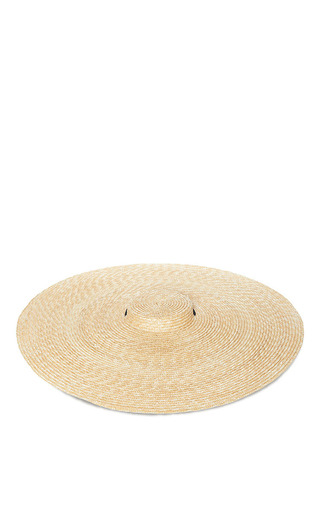 Medium jacquemus nude santon grand strat hat
