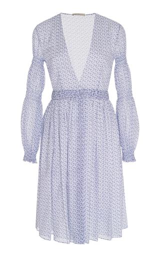 Medium emilia wickstead print floral print cotton dress