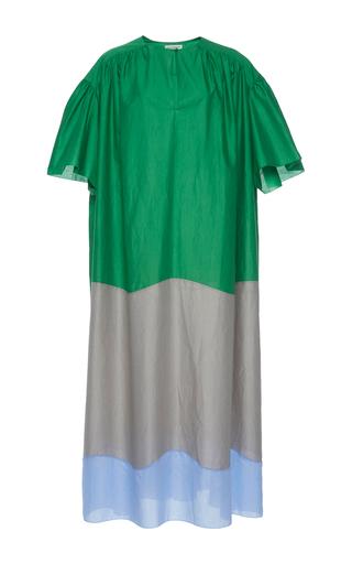 Medium vika gazinskaya multi color block dress