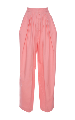 Medium vika gazinskaya pink pink bananas relaxed fit pants