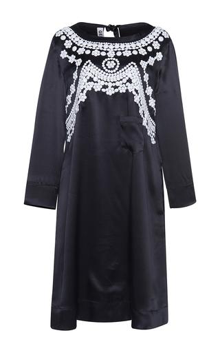 Medium gem black belinda long sleeves sequin dress