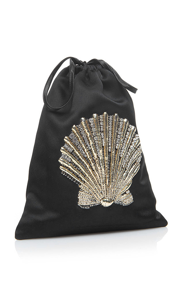Sofia Seashell Pouch By Attico Moda Operandi