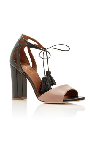 Medium malone souliers nude black and nude gladys sandal