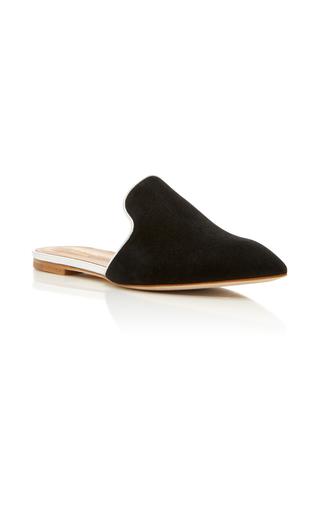Medium malone souliers black black marianne slipper