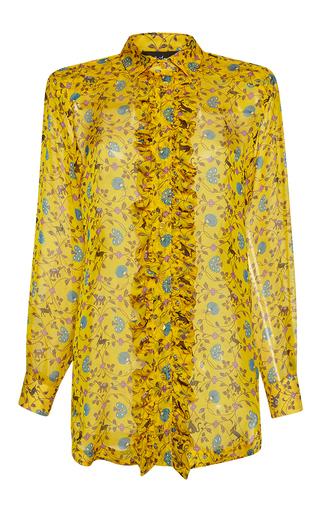 Medium rossella jardini print mick jagger shirt