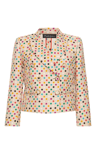 Medium rossella jardini multi double breasted tuxedo jacket