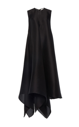 Medium maison rabih kayrouz black sleeveless long dress