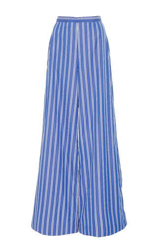 Medium mds stripes stripe wide leg pants