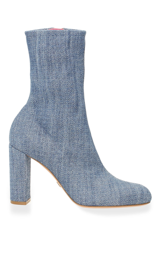 Medium oscar tiye blue giorgia bootie 2