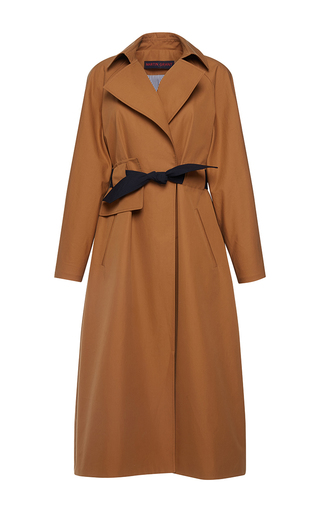 Medium martin grant brown belted trench