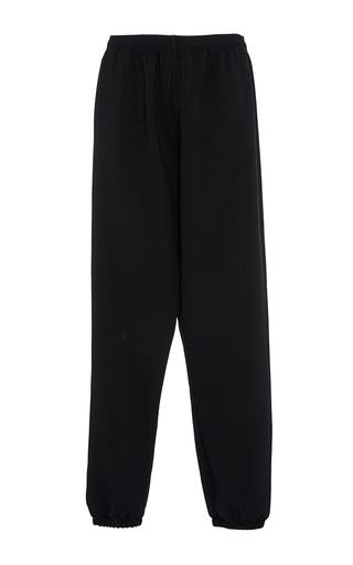 Medium band of outsiders black palto sweatpants