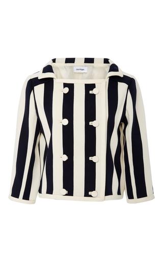 Medium courreges stripe iconic striped db jacket