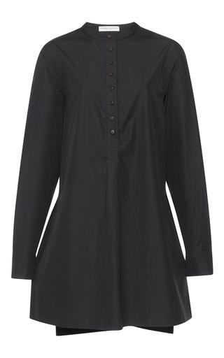 Medium barbara casasola black baiana dry cotton top