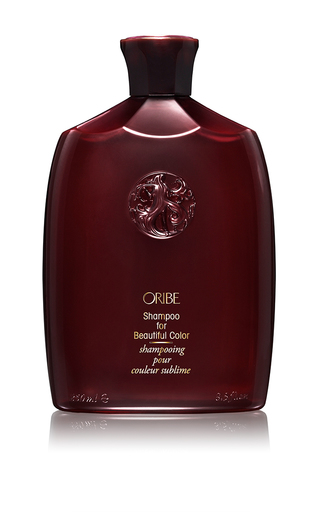 Medium oribe red shampoo for beautiful color