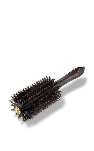 Medium oribe black round bristle brush medium