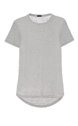 Medium atm grey boyfriend v neck tee
