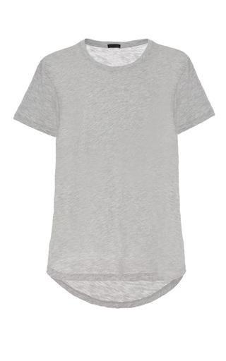 Medium atm grey boyfriend v neck tee