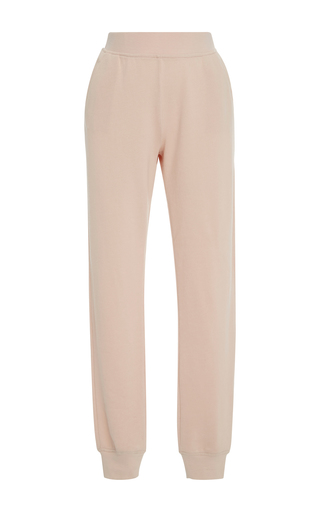 Medium atm pink french terry sweatpants