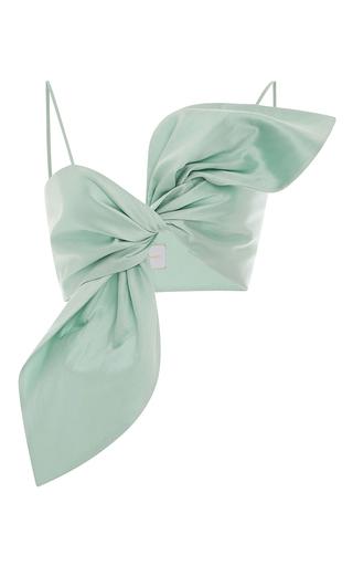 Medium leal daccarett green filipa bralette top