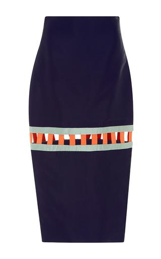 Medium leal daccarett black fania pencil skirt