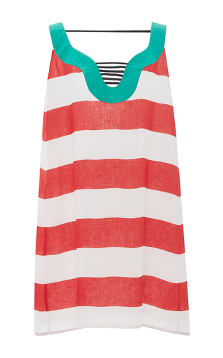 Medium leal daccarett red turbaco knee length dress