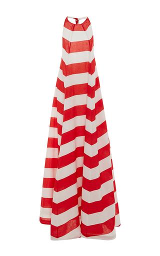 Medium leal daccarett red mompox full length dress