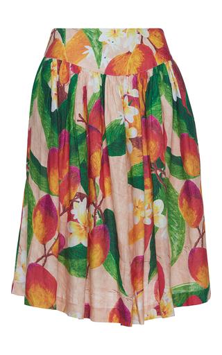 Medium isolda multi amelia knee length skirt