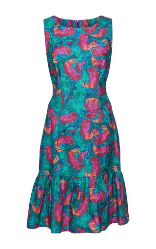 Medium isolda multi chica flounce mini dress
