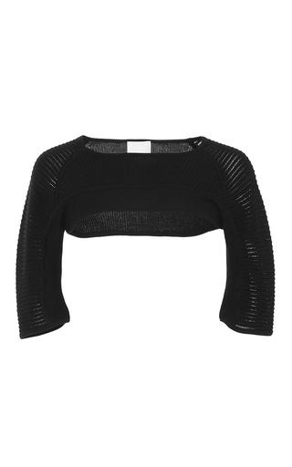 Medium azede jean pierre black ottoman balero