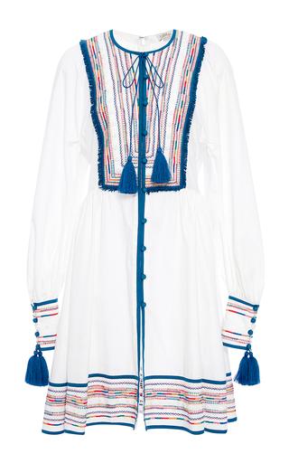 Medium talitha white kutch athena dress