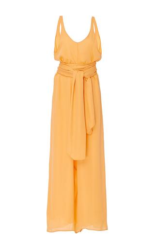 Medium viva aviva orange sherbet dream jumpsuit