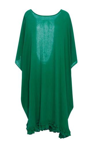 Medium rhode resort green camille open back dress
