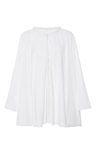 Medium rhode resort white anita mini trapeze dress