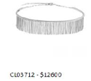 Medium jack vartanian silver white gold diamond ny choker