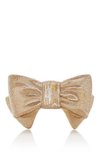 Medium judith leiber multi bow clutch