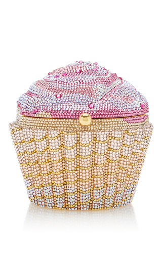 Medium judith leiber multi cupcake clutch