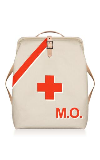 Medium preppi ivory m onogrammable the little prepster 3 day children s emergency kit